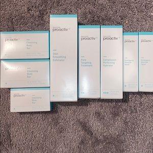 Sephora Makeup - Proactiv products